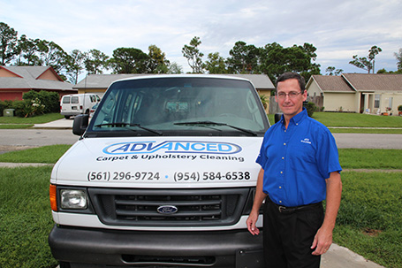 master rug and carpet cleaning technicians are IICRC certified